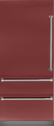 Brand: Viking, Model: VBI7360WLBU, Color: Reduction Red, Left Hinge