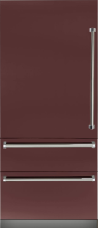 Brand: Viking, Model: VBI7360WLBU, Color: Kalamata Red, Left Hinge