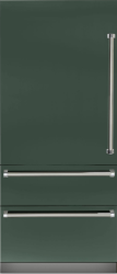 Brand: Viking, Model: VBI7360WLBU, Color: Blackforest Green, Left Hinge