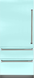 Brand: Viking, Model: VBI7360WLBU, Color: Bywater Blue, Left Hinge