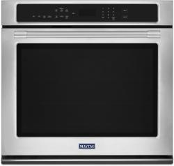 Brand: Maytag, Model: MEW9527FW, Color: Stainless Steel with Fingerprint Resistant