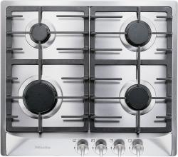 Brand: MIELE, Model: KM360LP, Fuel Type: Stainless Steel, Natural Gas