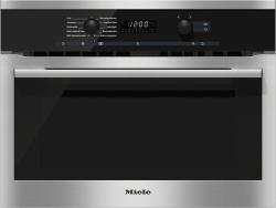 Brand: MIELE, Model: H6200BMBL, Color: Clean Touch Steel, ContourLine Handle