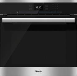 Brand: MIELE, Model: H6560B, Style: Clean Touch Steel