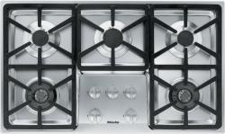 Brand: MIELE, Model: KM3474G, Fuel Type: Stainless Steel, Natural Gas