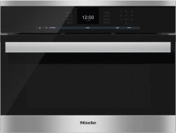 Brand: MIELE, Model: DGC66001XLSS, Color: Clean Touch Steel