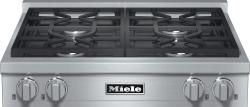 Brand: MIELE, Model: KMR1124G, Fuel Type: Stainless Steel, Liquid Propane
