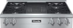 Brand: MIELE, Model: KMR1135LP, Color: Stainless Steel